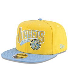 New Era Denver Nuggets Retro Tail 9FIFTY Snapback Cap