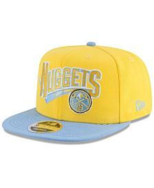 New Era Denver Nuggets Retro Tail 9FIFTY Snapback Cap