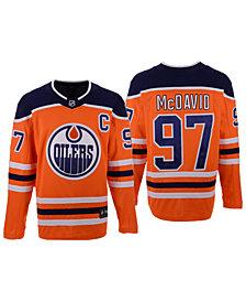 Fanatics Connor Men's McDavid Edmonton Oilers Breakaway Player Jersey
