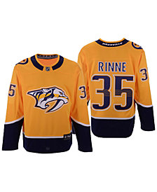 Fanatics Men's Pekka Rinne Nashville Predators Breakaway Player Jersey
