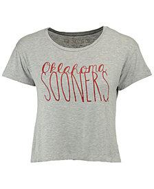 Retro Brand Women's Oklahoma Sooners Rayon Vintage T-Shirt