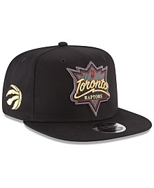New Era Toronto Raptors Retro Showtime 9FIFTY Snapback Cap