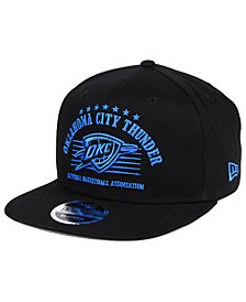 New Era Oklahoma City Thunder Retro Arch 9FIFTY Snapback Cap