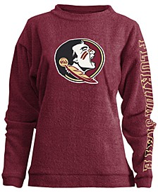 Women's Florida State Seminoles Comfy Terry Sweatshirt