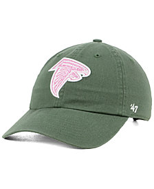 '47 Brand Women's Atlanta Falcons Moss Glitta CLEAN UP Cap