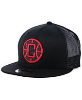 f44dc26accf New Era Los Angeles Clippers Reflect Trucker 9FIFTY Snapback Cap