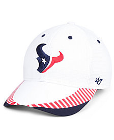 '47 Brand Houston Texans Tantrum Contender Flex Cap