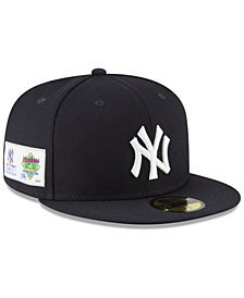 New Era New York Yankees Jersey Custom 59FIFTY Fitted Cap