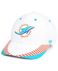 '47 Brand Miami Dolphins Tantrum Contender Flex Cap