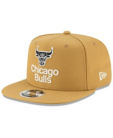 New Era Chicago Bulls Retro Basic 9FIFTY Snapback Cap