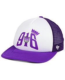 '47 Brand Sacramento Kings Region Mesh MVP Cap
