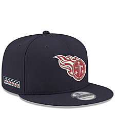 New Era Tennessee Titans Crafted in the USA 9FIFTY Snapback Cap