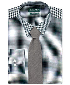Lauren Ralph Lauren Men's Classic Fit No-Iron Dress Shirt