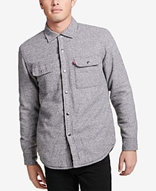 Levi's® Mens Sherpa-Lined Shirt Jacket