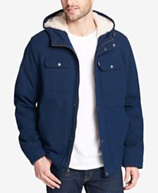 Levi's® Men's Hooded Trucker Jacket