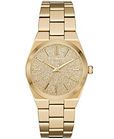 Women's Channing Gold-Tone Stainless Steel Bracelet Watch 36mm