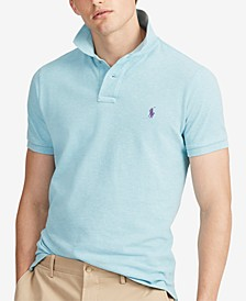 Men's Classic-Fit Mesh Polo