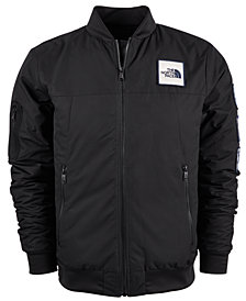 The North Face Men's Flight Aviator Bomber Jacket