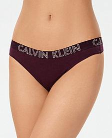 Calvin Klein CK Ultimate Cotton Thong QD3636