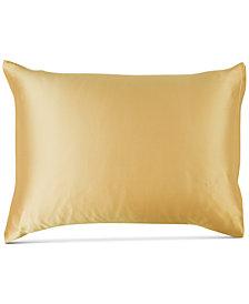 Silken Slumber Solid Silk King Pillowcase