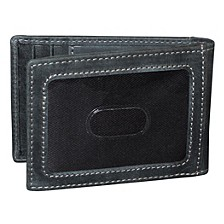 Expedition II RFID Front Pocket Flip Wallet with Money Clip