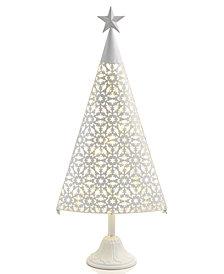 Home Essentials White Tree Figurine