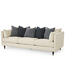 "Bostal 98"" Fabric Estate Sofa, Created for Macy's"
