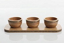 Pinehurst Condiment Bowl Set