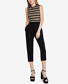 BCBGeneration Pull-On Cropped Pants