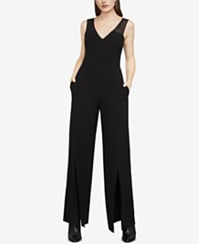 BCBGMAXAZRIA Vicktoria Sleeveless Jumpsuit