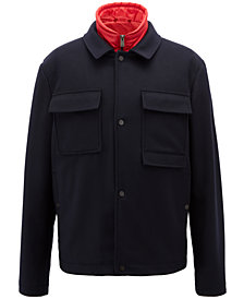 BOSS Men's Three-In-One Jacket