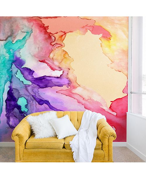 Deny Designs Rosie Brown Color My World 8'x8' Wall Mural