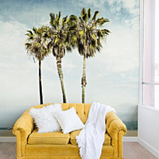 Deny Designs Bree Madden Venice Beach Palms Wall Mural