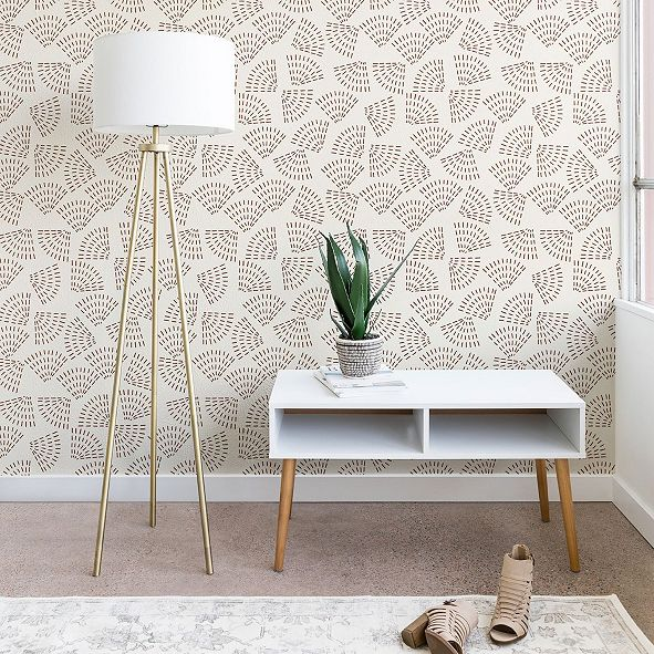 Deny Designs Holli Zollinger Wildflower Seeds 2'x10' Wallpaper