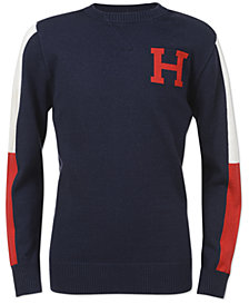 Tommy Hilfiger Little Boys Signature Sweater