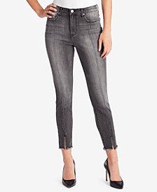 WILLIAM RAST Slit-Hem Front-Seam Jeans
