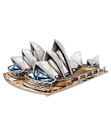 Wrebbit 3D - Sydney Opera House 2006 3D Puzzle