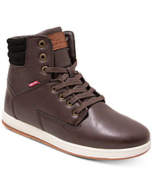 Levi's® Men's Fletcher II Burnish II High-Top Sneakers