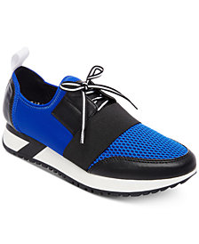 Steve Madden Men's Polar Color Block Sneakers
