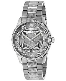 Men's Swiss Automatic Eryx Stainless Steel Bracelet Watch 40mm