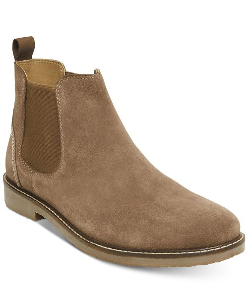 Steve Madden Men S Nevada Suede Chelsea Boots Reviews All Men S