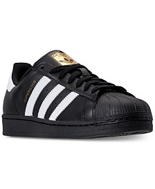 4390e22faa43ea adidas Men s Superstar Casual Sneakers from Finish Line