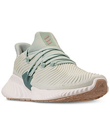 adidas Women's AlphaBounce Instinct Running Sneakers from Finish Line