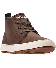 Polo Ralph Lauren Little Boys' Owen Boots from Finish Line