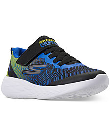 Skechers Little Boys' Skechers GOrun 600 Running Sneakers from Finish Line