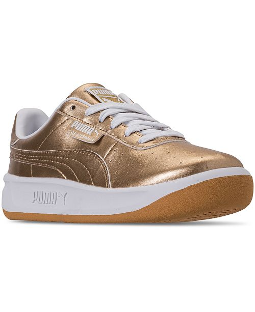 Sneakers From Puma Girls' California Casual Finish Line Little QdeECrBxoW