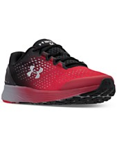 e38bf7e6a8d6 Under Armour Boys  Charged Bandit 4 Running Sneakers from Finish Line