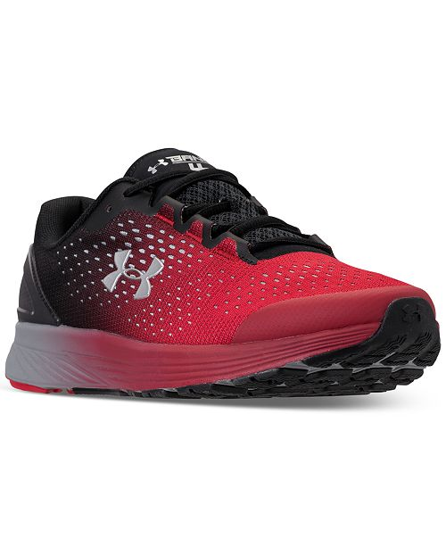 low priced 49d92 083c7 Under Armour Boys' Charged Bandit 4 Running Sneakers from ...