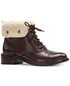 Patricia Nash Lia Cold-Weather Booties