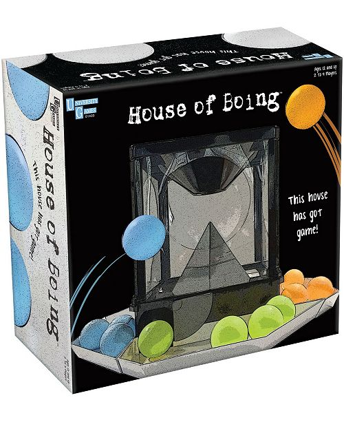 Areyougame House of Boing
